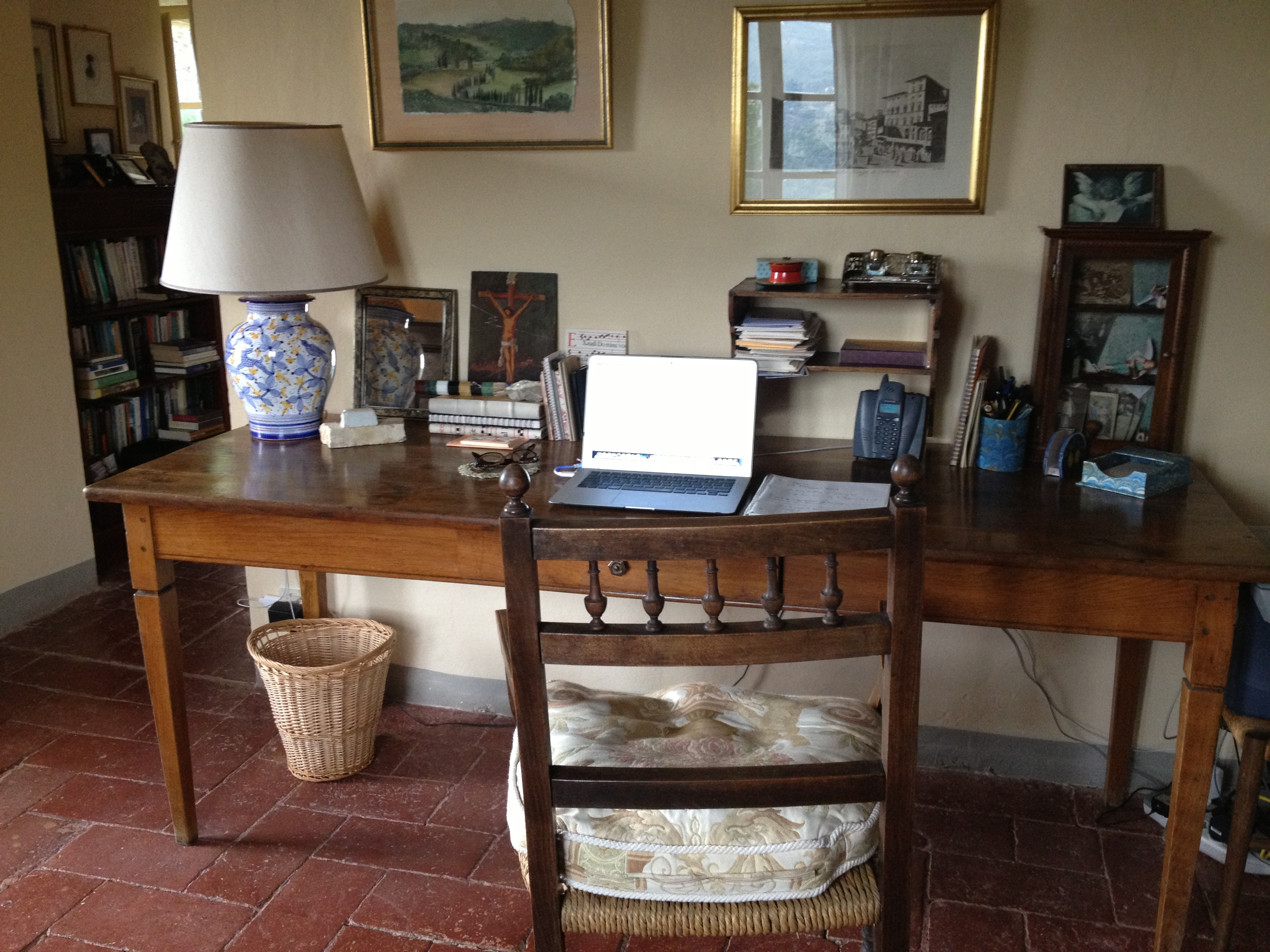 Frances mayes 39 s blog books at bramasole october 17 for The tuscan home blog